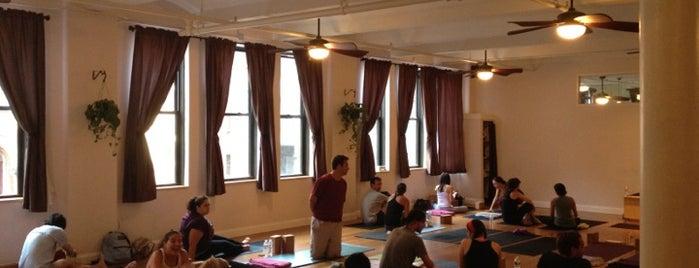 Yoga Vida is one of Yoga @ New York City.
