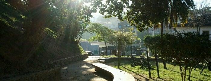 Praça Myrian de Barros Lima is one of Top 10 favorites places in São Paulo, Brasil.