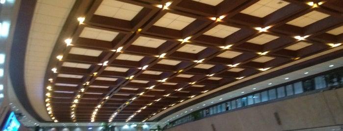 Ninoy Aquino International Airport (MNL) Terminal 1 is one of Manila.