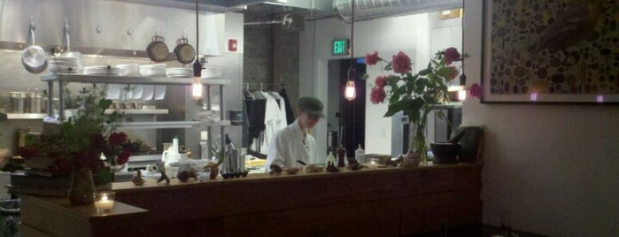 Aviary is one of The 15 Best Places for An Octopus in Portland.
