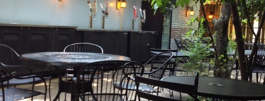 The Nook is one of Draft Magazine Best Beer Bars.