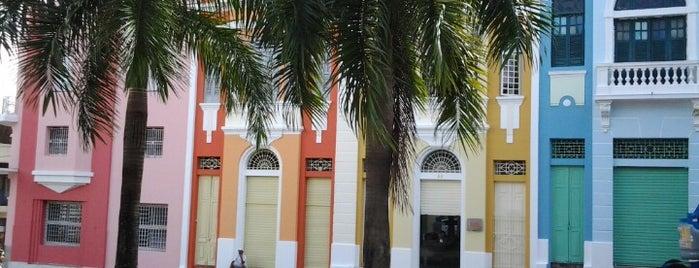 Centro Histórico is one of João Pessoa #4sqCities.