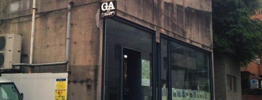 GA gallery is one of GUYS IM GOING TO TOKYO.