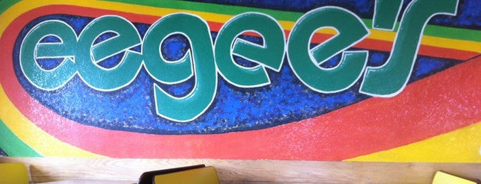 Eegee's is one of My Faves.