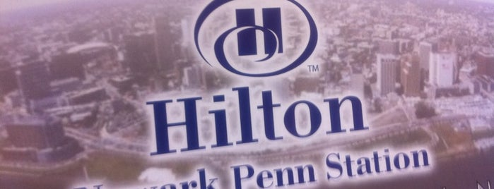 Hilton Newark Penn Station is one of Follow @yosoyfresko @buildinvibe on twitter.
