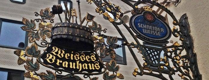 Schneider Bräuhaus is one of Lecker Essen.