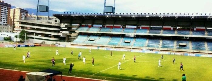 Estadio Brígido Iriarte is one of Venues....