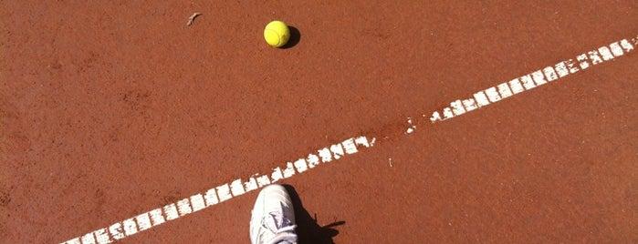 Tenis Club 2000 is one of favorites.