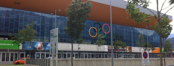 Olympiahalle is one of Европа.