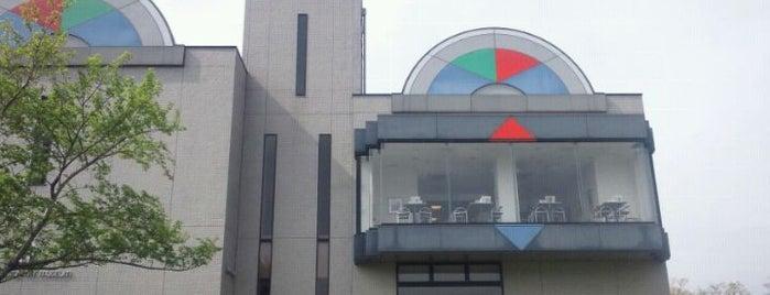 原田泰治美術館 is one of Jpn_Museums2.