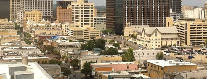 Hilton Garden Inn Austin Downtown/Convention Center is one of SXSW 2014 - March 7-16, 2014.