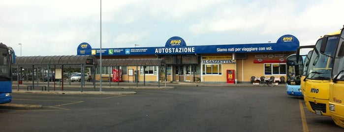 Autostazione ATVO Caorle is one of I miei luoghi.