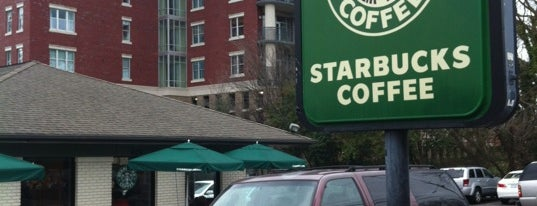 Starbucks is one of The 15 Best Places for Donuts in Raleigh.