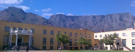 Castle Of Good Hope is one of World Sites.