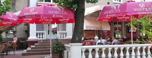 Фиеста / Fiesta is one of Guide to Zaporizhzhia's best spots.