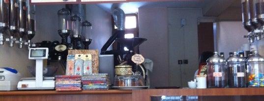 Cherrybean Coffees is one of İstanbul'da Yeme-İçme: theMagger Mekanları.