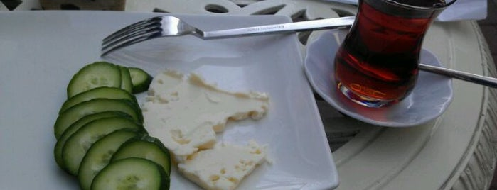 Teşvikiye Cafe is one of Restaurants.