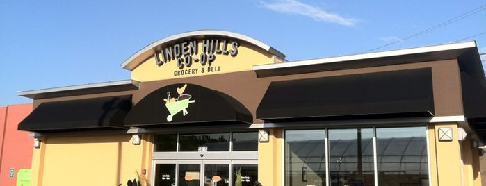 Linden Hills Co-op is one of A list of spots.
