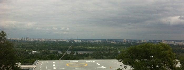 Оглядовий майданчик is one of Kiev_travel.