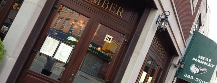 Amber Steakhouse is one of Favorite Restaurant in NYC PT.2.