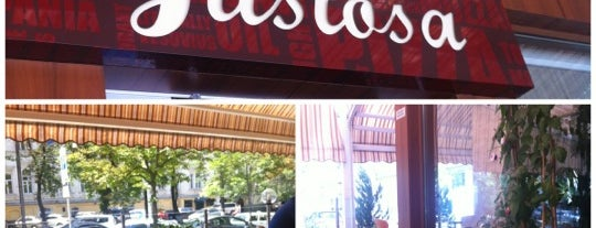 Trattoria Gustosa is one of Gourmet Club Members.