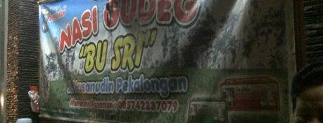 "Nasi Gudeg ""Bu Sri"" Artha is one of Pekalongan World of Batik."