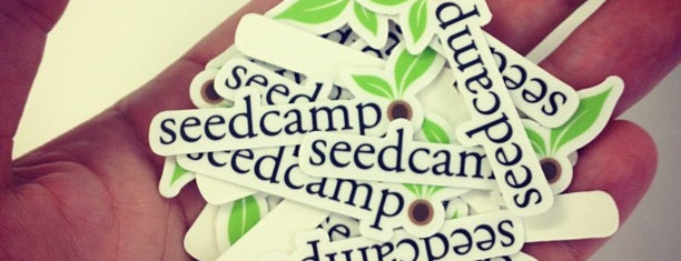 Seedcamp HQ is one of Tech Trail: London.