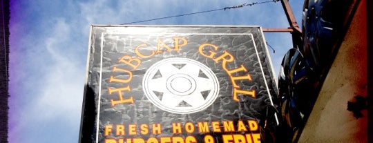 Hubcap Grill is one of houston nothing.