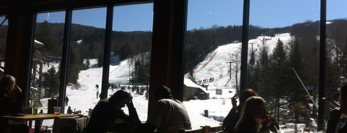 Slopeside Restaurant & Pub is one of Bretton Woods Dining Options.