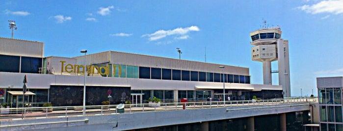 Lanzarote Airport (ACE) is one of Aeropuertos.