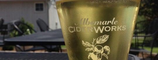 Albemarle Ciderworks is one of Drink!.