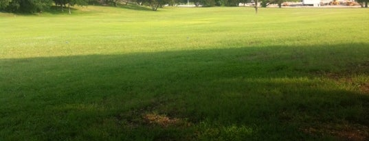 Flag Pole Hill is one of DFW Parks.