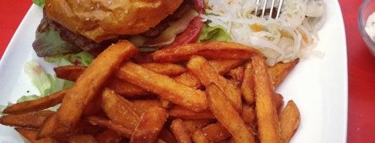Foursquare Best Of Frankfurt: Burger
