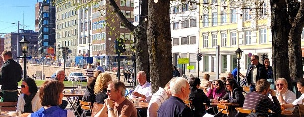 Café Skansen is one of Norway-Tips.