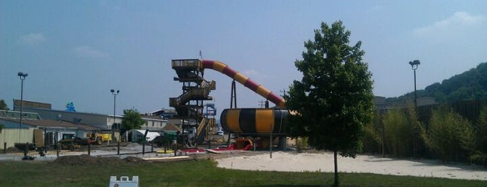 Sandcastle Waterpark is one of Favorite place's.