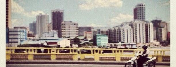 Divisoria is one of Manila.