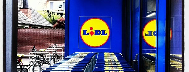 Lidl is one of Top picks for Food and Drink Shops.