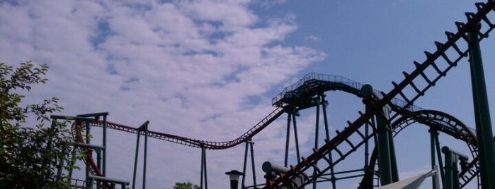 Firehawk is one of Coaster Credits.