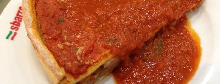 Sbarro is one of 20 favorite restaurants.