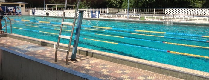 Piscina Olimpica Albrook is one of Panama's best spots.