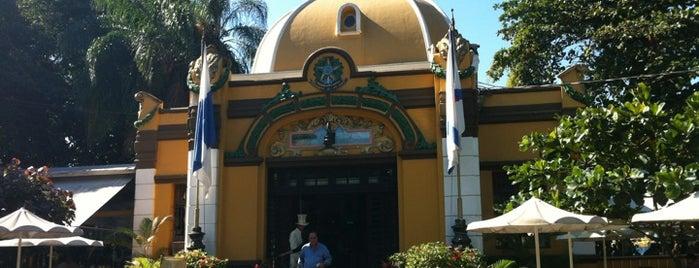 Restaurante Quinta da Boa Vista is one of Restaurantes.