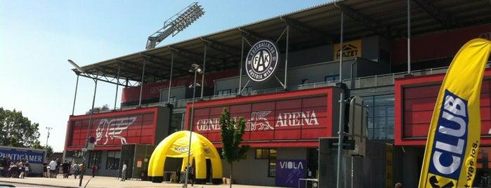Generali Arena • Franz Horr Stadion is one of Stadium.