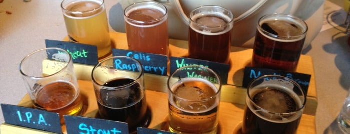 Michigan Brewing Company is one of Michigan Breweries.