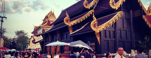 City Pillar Temple is one of Chaing Mai (เชียงใหม่).