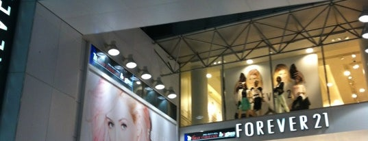 Forever 21 is one of Japan - Tokyo.