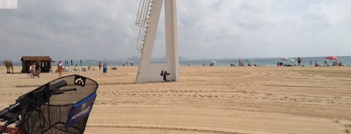 Playa El Altet is one of Playas.