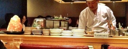 Tori Shin is one of manhattan eats.