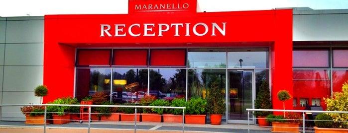 Maranello Village Hotel is one of Mis hoteles favoritos.