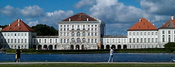 Nymphenburg Palace is one of Guía de Munich.