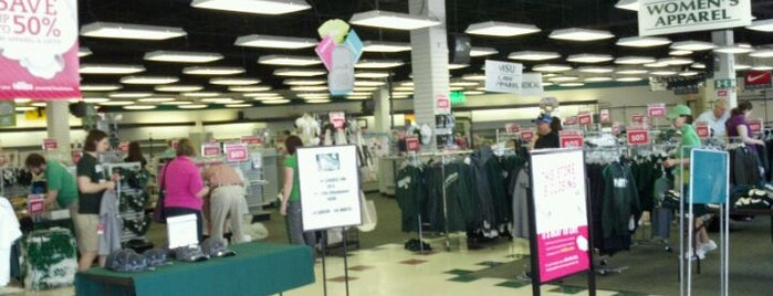 The College Store is one of MSU SPECIALS.